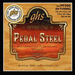 Cordes de Guitares Steel