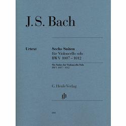 Partituras clásicas para Cello