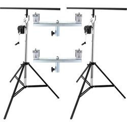 Trussing Sets, Background - & Backstage systems