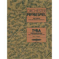 Songbücher für Tuba