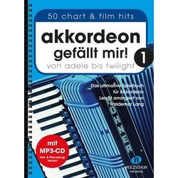 Sheet Music For Accordion
