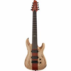 8-Saiter Gitarren