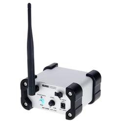 Trådløse audiooverførselssystemer
