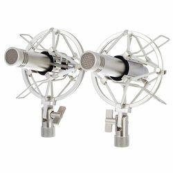 Pienikalvoiset kondensaattorimikrofonit