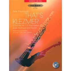Noter för klarinett
