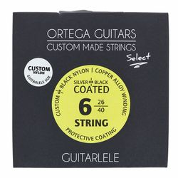 Cordas para instrumentos internacionais
