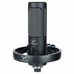 grootmembraan microfoons