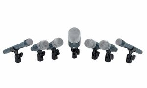 Microphones for Drums