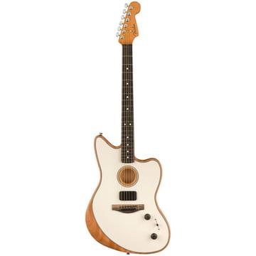 Fender AM Acoustasonic Jazzmaster AW