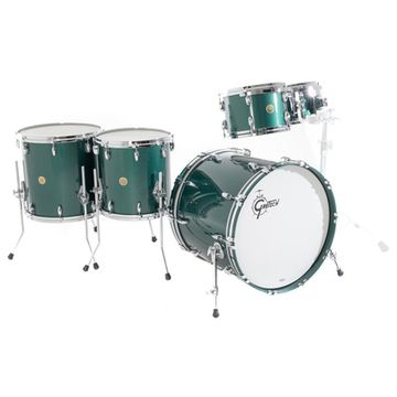 Gretsch Drums US Custom 2up 2down Green