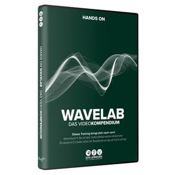 DVD Lernkurs Hands On Wavelab
