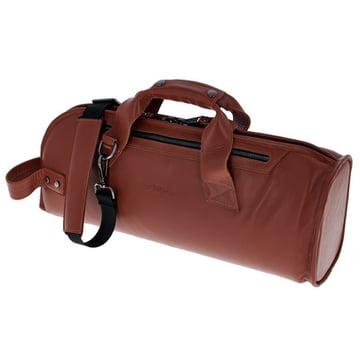 MG Leather Work Gigbag 1 Trumpet, Brown
