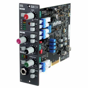SSL 500-Series SiX Channel