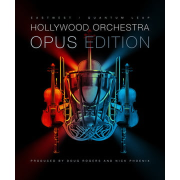 EastWest Hollywood Orchestra Opus Daim.