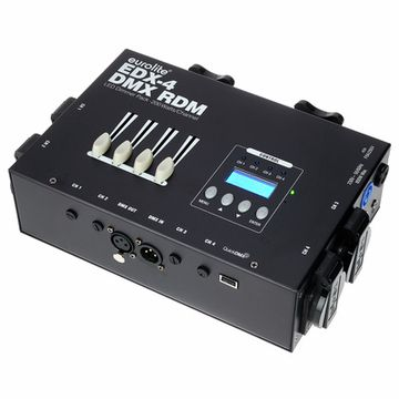 Eurolite EDX-4 DMX RDM LED-Dimmerpack