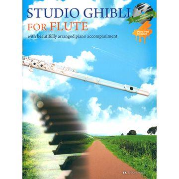 Zen-On Studio Ghibli for Flute