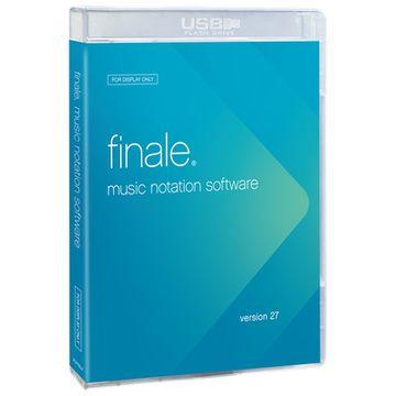 MakeMusic Finale 27 (D)