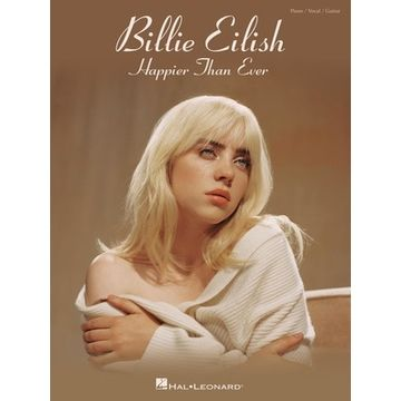 Hal Leonard Billie Eilish Happier Than