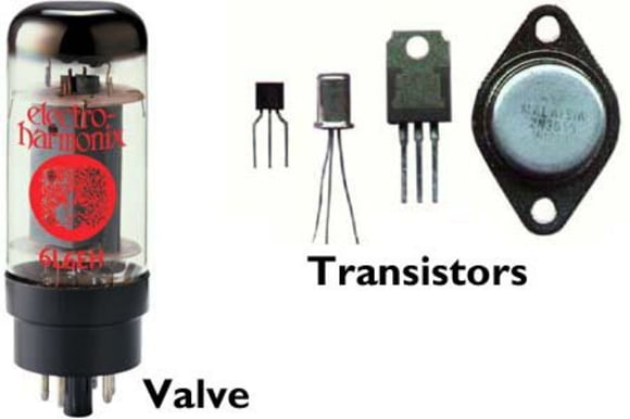Thomann Online Guides Transistors vs Valves Today Guitar Amp