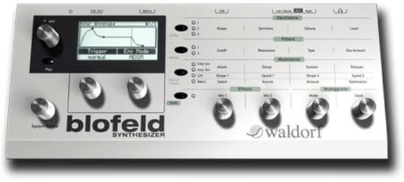 Thomann Online Guides Wavetable Synthesizer Synthesizers – Thomann UK