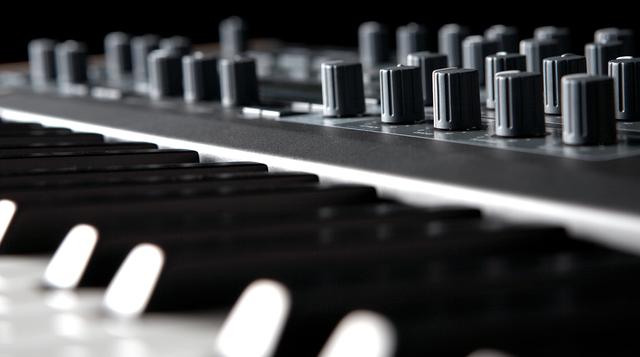 Keyboard controllers