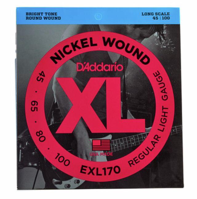 Daddario EXL170