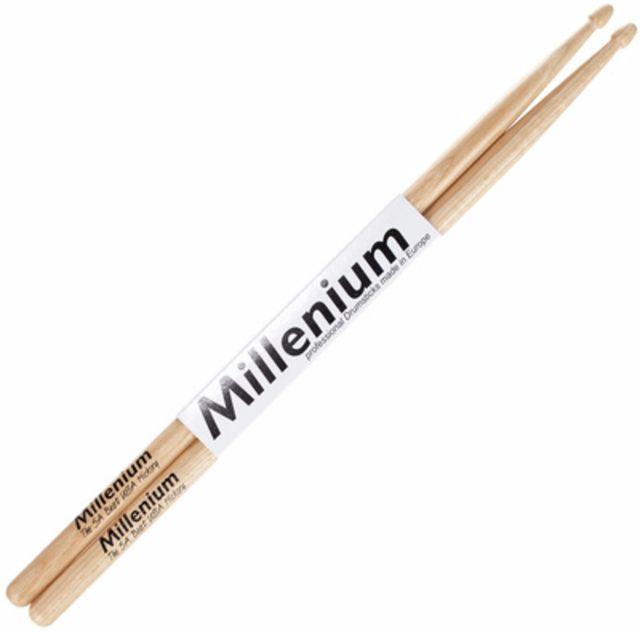 Millenium H5A Hickory Sticks -Wood-
