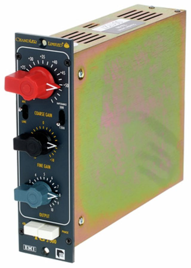 Chandler Limited TG2 500 Preamp