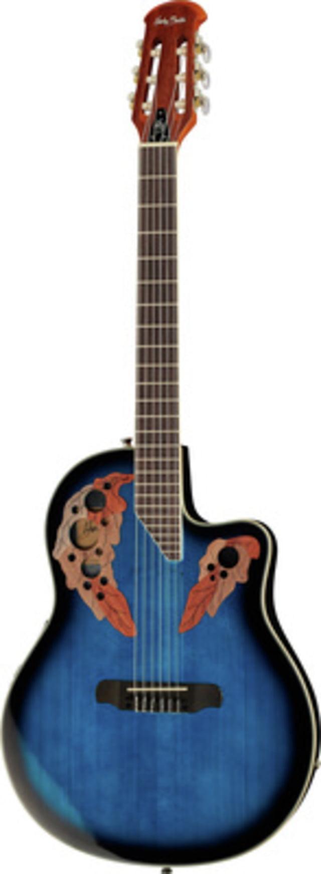 Harley Benton HBO-850 Classic Blue