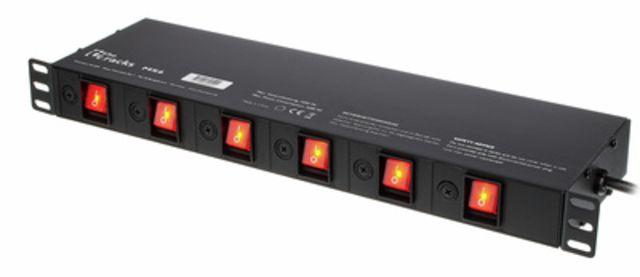 the t.racks Power MS6