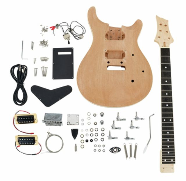 Harley Benton Electric Guitar Kit CST-24T
