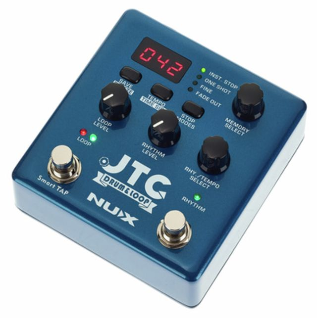 Nux JTC Drum&Loop Pro