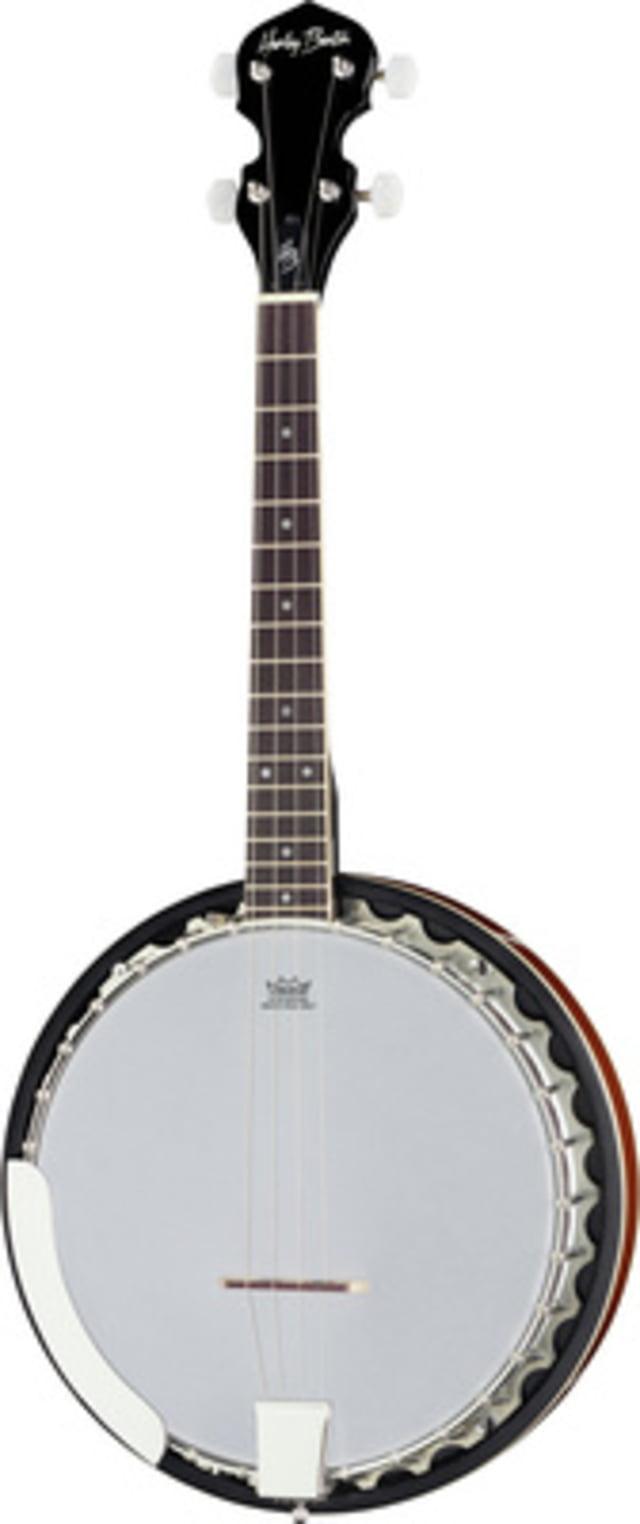 Harley Benton HBJ-24 Short Scale Tenor Banjo