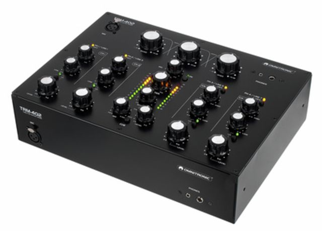 Omnitronic TRM-402
