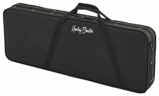 Harley Benton LightCase-El-Guitar