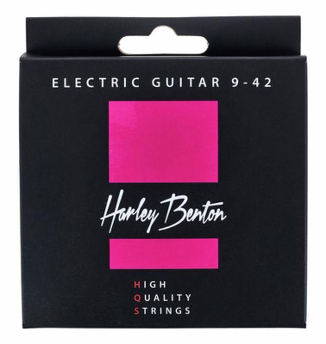Harley Benton HQS EL 9-42