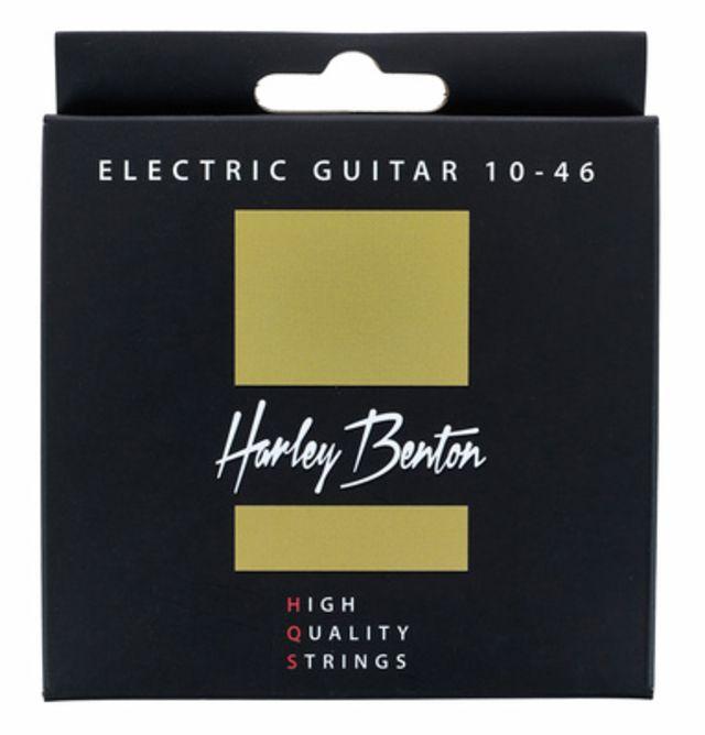 Harley Benton HQS EL 10-46