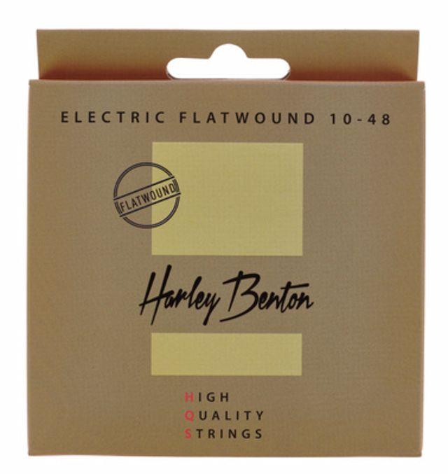 Harley Benton HQS EL 10-48 Flatwound