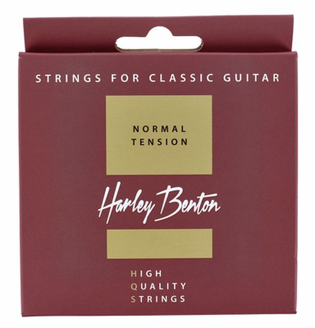 Harley Benton HQS CL Normal Tension