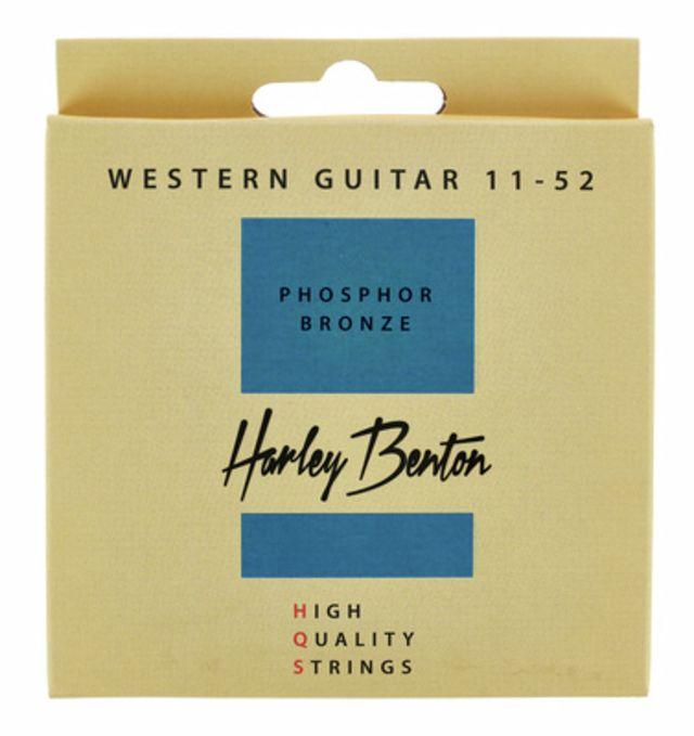 Harley Benton HQS WE 11-52 PB