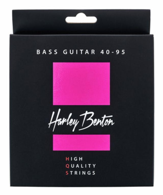 Harley Benton HQS Bass 40-95