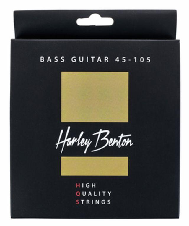 Harley Benton HQS Bass 45-105