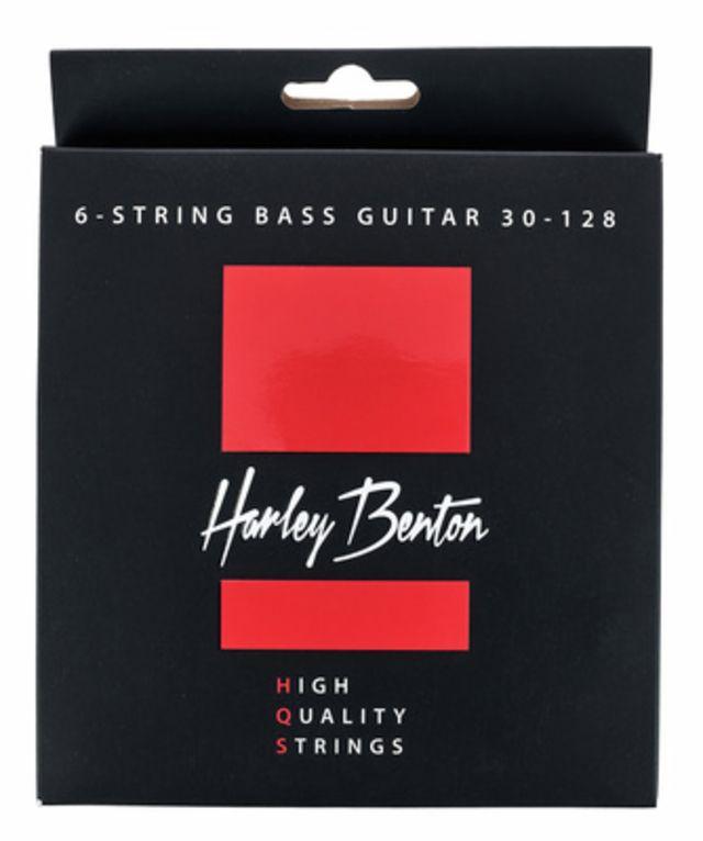 Harley Benton HQS Bass-6 30-128