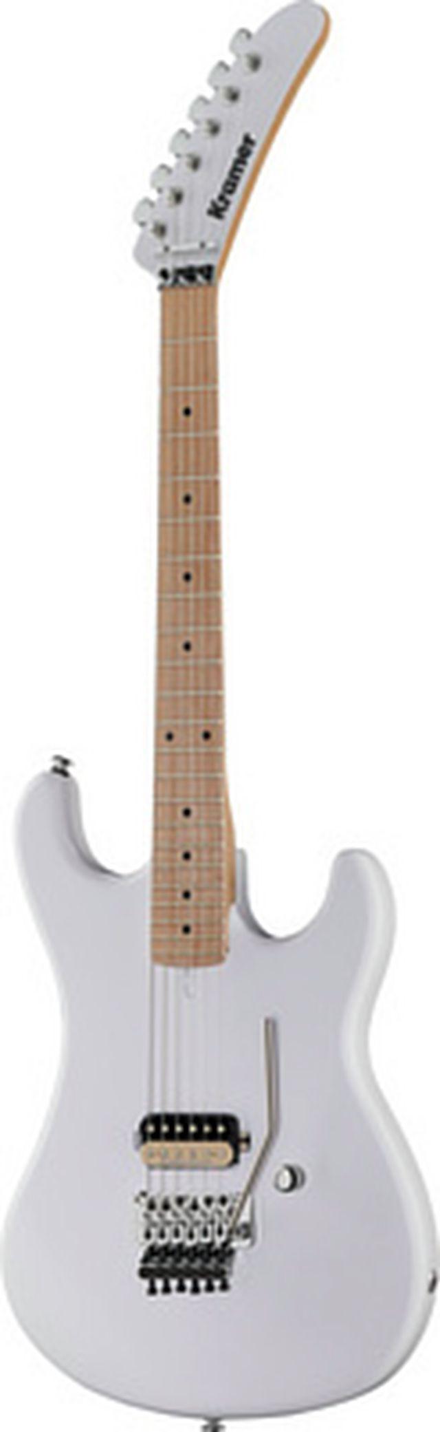 Kramer Guitars The 84 Matte White