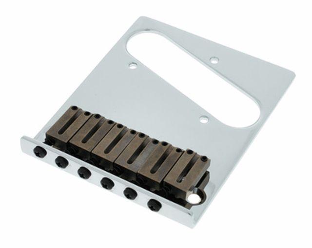 Fender 6-Saddle Telecaster Bridge