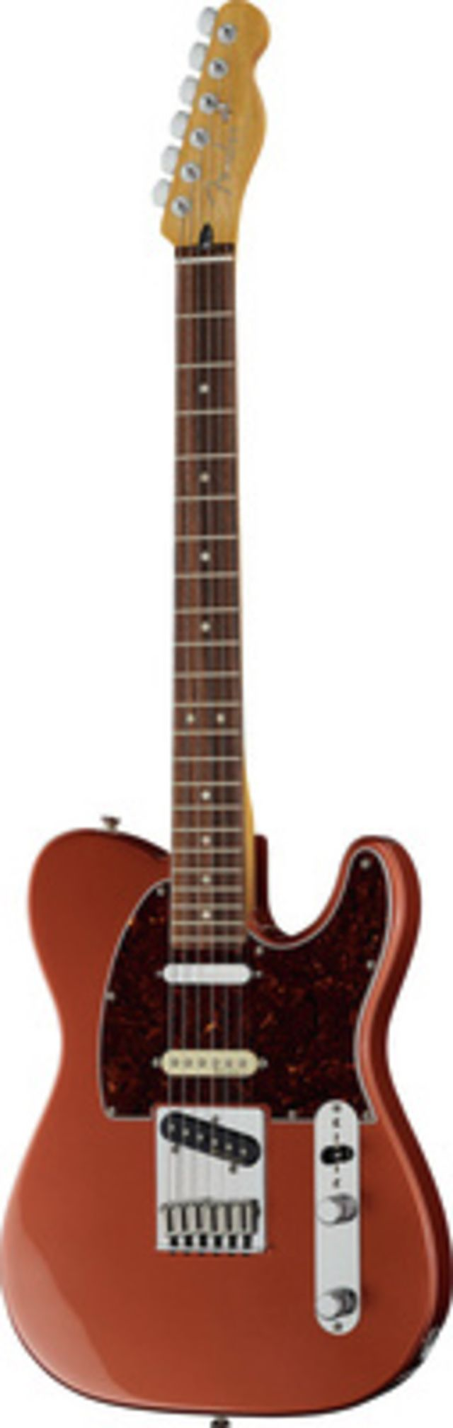 Fender Player Plus Nashv. Tele Ag.CAR