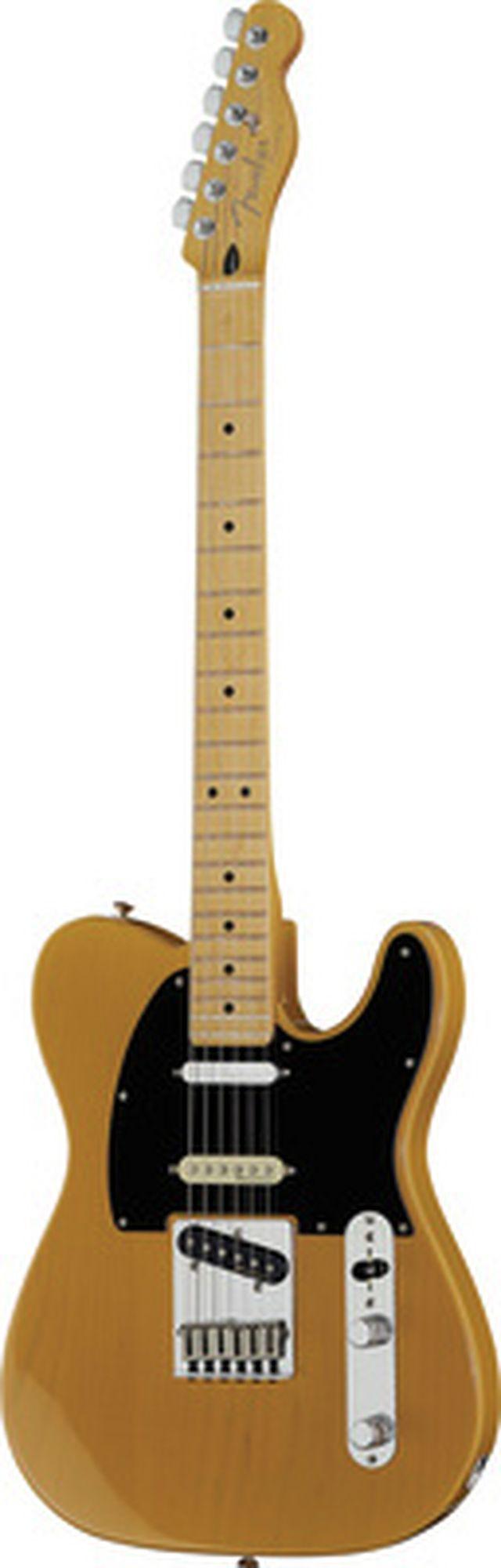 Fender Player Plus Nashv. MN Tele BB