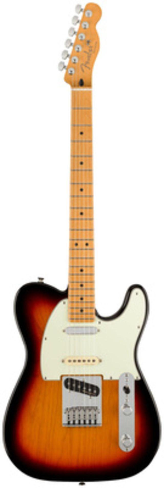 Fender Player Plus Nash. MN Tele 3CSB
