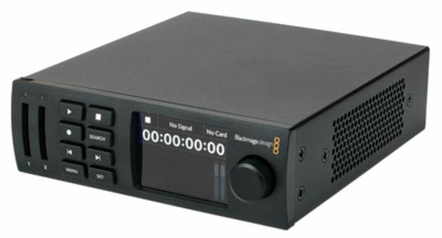 Blackmagic Design HyperDeck Studio HD Mini