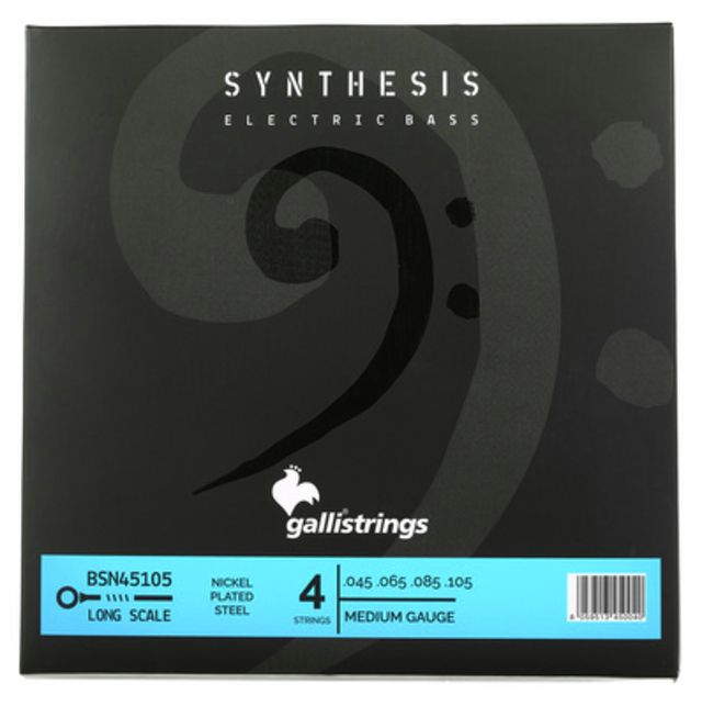 Galli Strings BSN 45105 Synthetic E-Bass Str